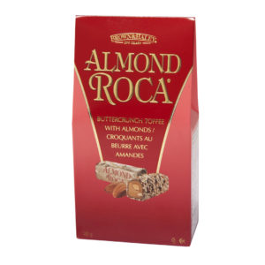 Brown&Haley Almond Roca Gable Box