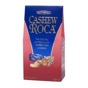 Brown&Haley Cashew Roca Gable Box