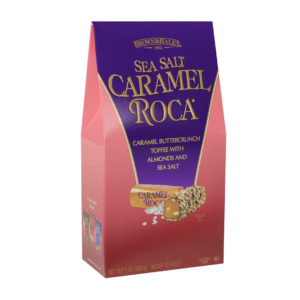 Brown&Haley Sea Salt Caramel Roca Gable Box