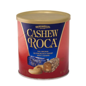 Brown&Haley Canister Cashew Roca