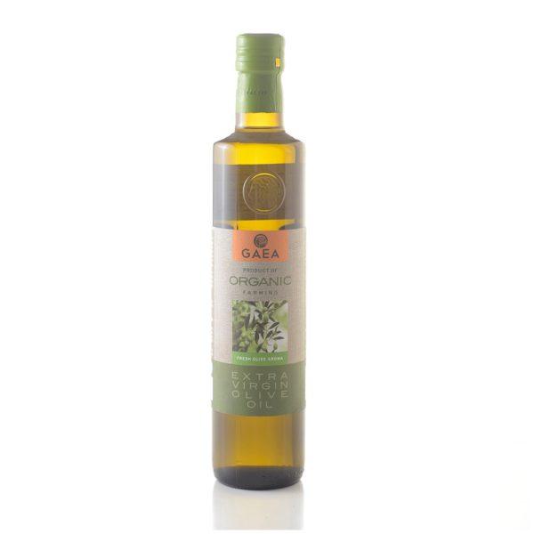 Gaea Organic Extra Virgin Olive Oil 500Ml