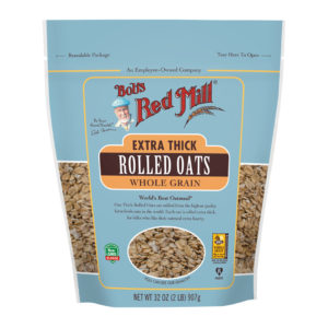 BRM Oats Rolled Thick 32 OZS