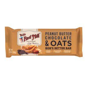 BRM GF Bar Peanut Butter Chocolate Oat 1.76 Oz