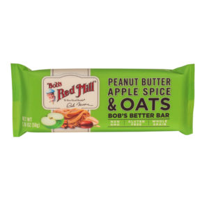 BRM GF Bar Peanut Butter Apple Spice and Oat 1.76 Oz