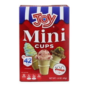Joy Cone Mini Cups 1.6 Oz