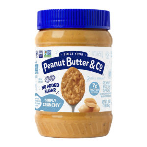 Pb GF Simply Crunchy No Added Sugar 16 Oz