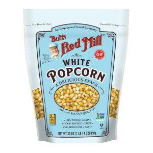BRM GF Popcorn White 30 Oz
