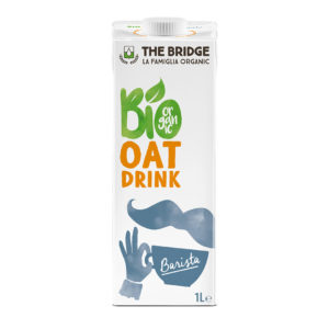 Bio Bridge Oats Drink Barista 1L