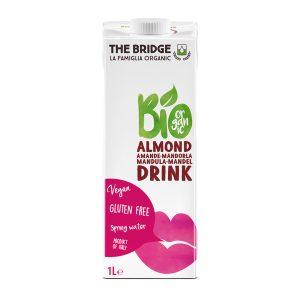 Bio Bridge Organic Gf Almond Drink 1L