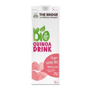Bio Bridge Organic Gf Quinoa Drink 1L
