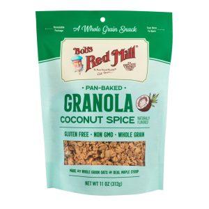 BRM GF Granola Coconut Spice 11 OZ