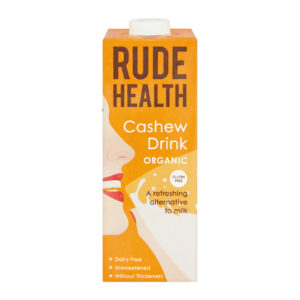 Rude Health Gf Organic Cashew Drink 1L