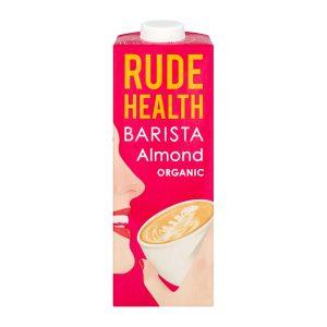Rude Health Organic Barista Almond 1L