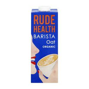 Rude Health Organic Barista Oat 1L