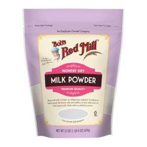 BRM Non-Fat Dry Milk Powder 22 OZ