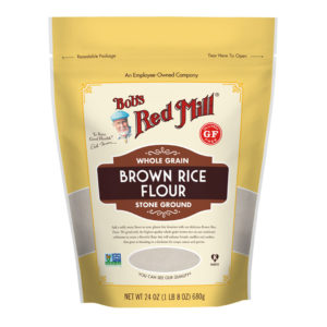 Gf Brown Rice Flour 24 Oz
