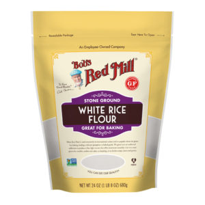 Gf White Rice Flour 24 Oz