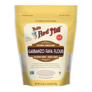 Gf Garbanzo Fava Flour 22 Oz