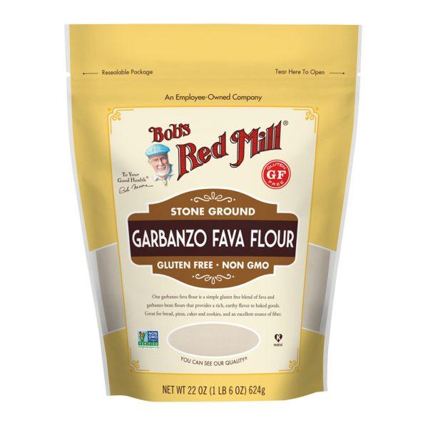 Gf Garbanzo Fava Flour 22 Oz