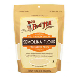 BRM Semolina Pasta Flour 24 OZS