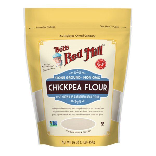 BRM GF Garbanzo Bean Chickpea Flour 16 OZ