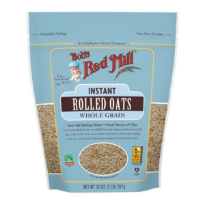 BRM Oats Rolled Instant 32 oz