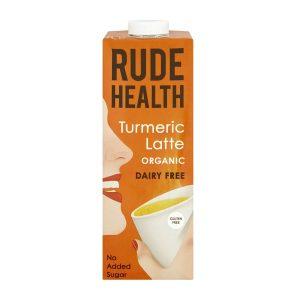 Rude Health Gf Organic Turmeric Latte 1L