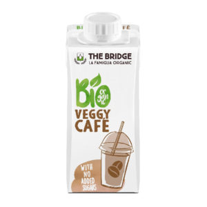 Bio Bridge Organic Gf Veggy Cafe 200 Ml