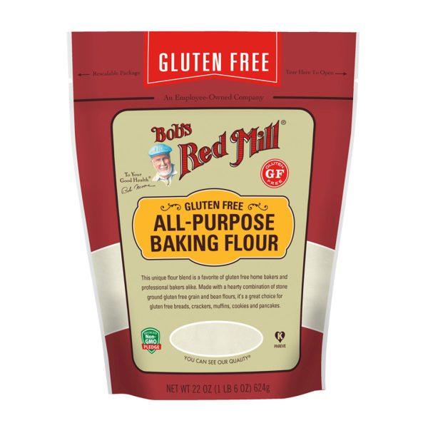 BRM GF All Purpose Baking Flour 22 OZS
