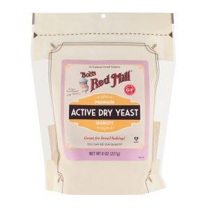 BRM GF Active Dry Yeast 8 OZS
