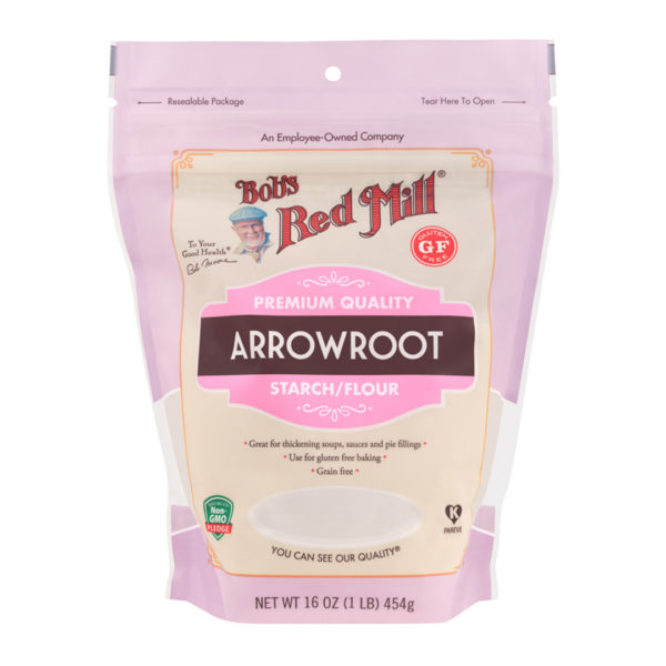 BRM Arrowroot Starch Flour 16 OZS
