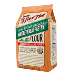 BRM Organic Whole Wheat Pastry Flour 5LB