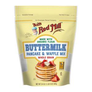 BRM Organic Buttermilk Pancake 24 OZS