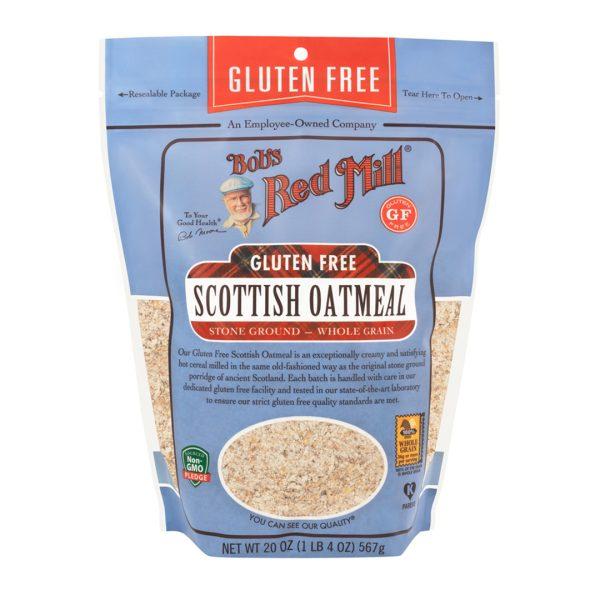 BRM GF Scottish Oatmeal 20 OZS