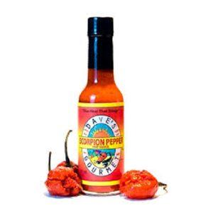 Dg Scorpion Pepper Hot Sauce