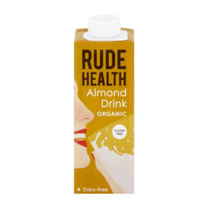 Rude Health GF Organic Almond Drink Mini 250 ml