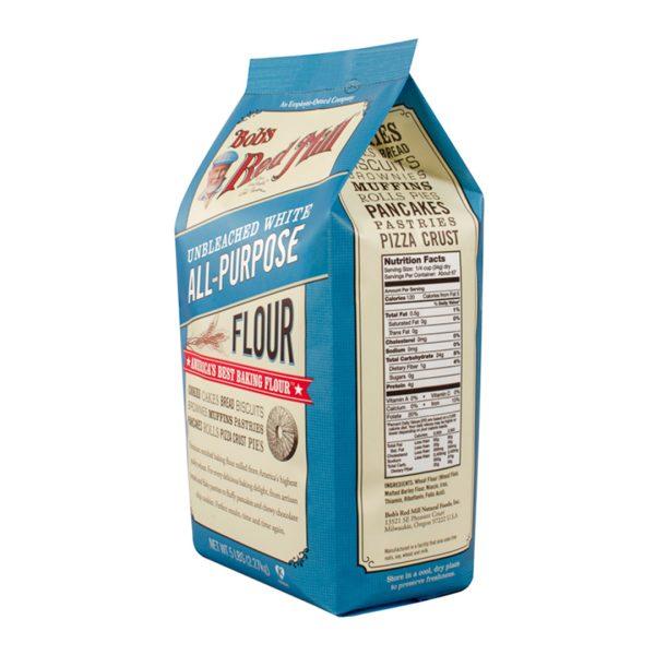 BRM UNBL All Purpose White Flour 5LB