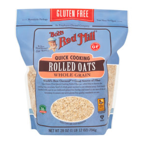 BRM GF Rolled Oats Quick 28 OZS