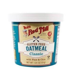 Oatmeal Cup Classic Gluten Free