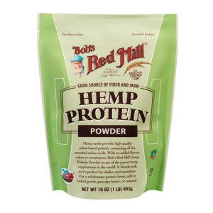 BRM Hemp Protein Powder 16 OZ