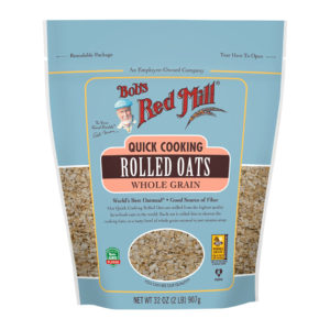 BRM Oats Rolled Quick 32oz