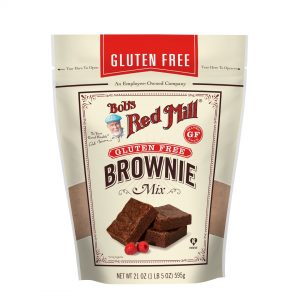 BRM GF Brownie Mix 21 OZS