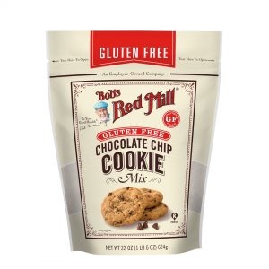 BRM GF Chocolate Chip Cookie Mix 22 OZS