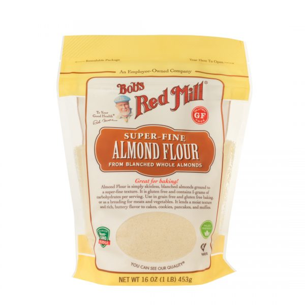 BRM GF Almond Flour Blanched 16 Oz