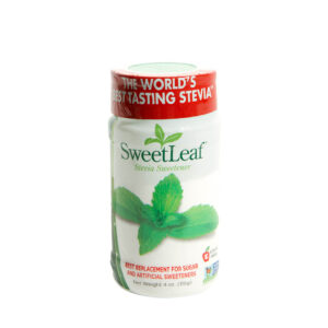 Sweet Leaf Stevia Normal Sweetener Powder 4 Oz