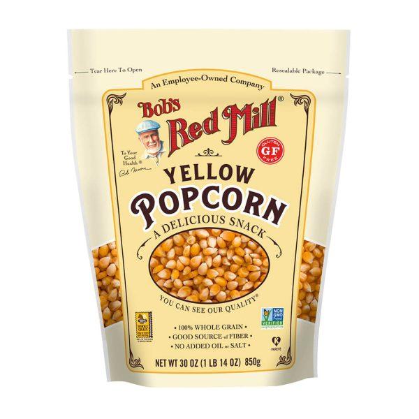 BRM GF Popcorn Yellow 30 Oz