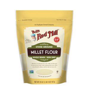 BRM GF Millet Flour 20 Oz