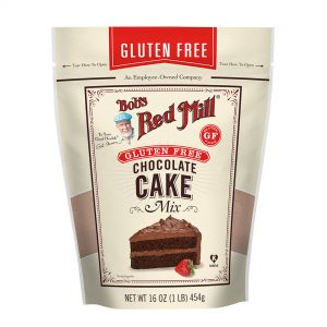 BRM GF Chocolate Cake Mix 16 OZS