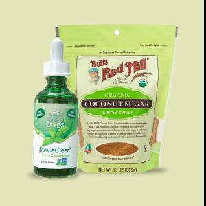 Organic Sugar and Sweetener