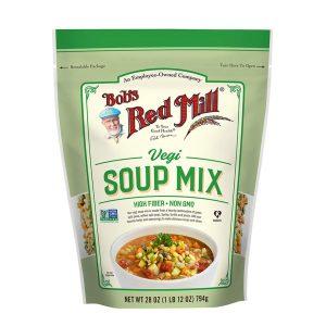 BRM Soup Mix Veg 28 OZS